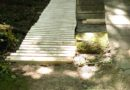 Brücke im Flowtrail erneuert