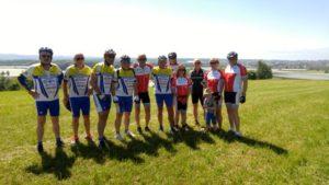 Gemeinsame Radtour an den Bodensee