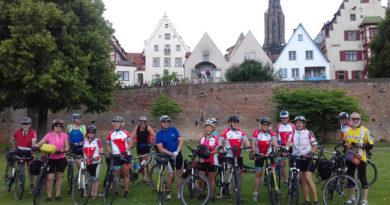 Radtouren zum verlängerten Fronleichnamswochenende