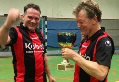 Weingarten holt den Pokal