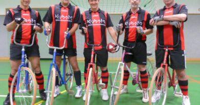 Guter Start in der Radball-Landesliga