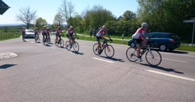 Toller Saisonauftakt der Rennradler