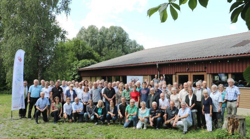 Radfahrerverein Weingarten feiert seinen  125. Geburtstag