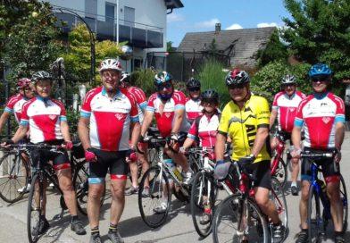 Kleine Bodensee-Tour mit WRSV-Präsident