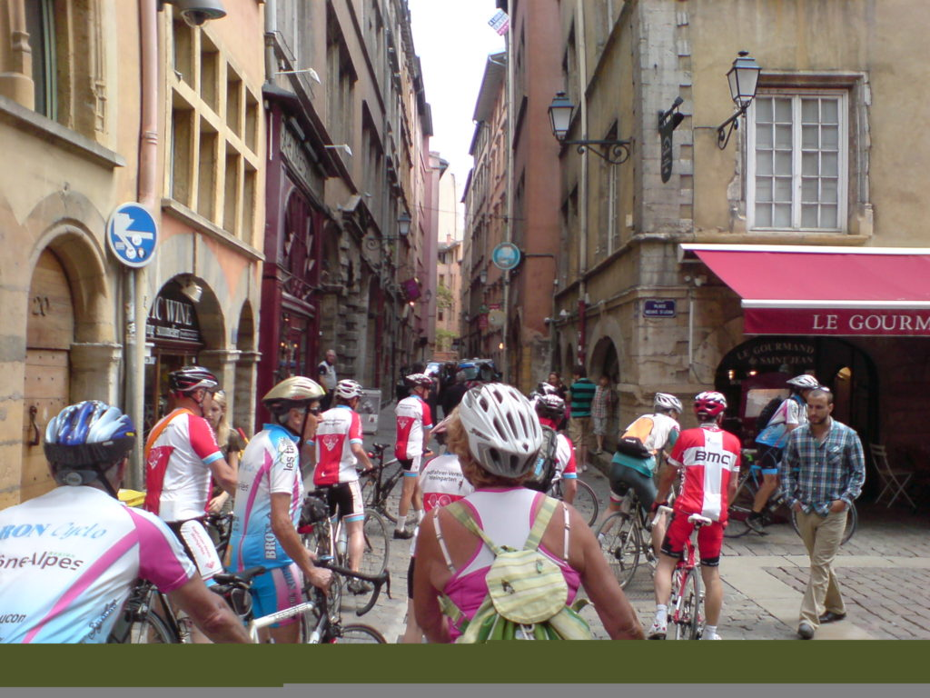 Lyoner Radtour 2013