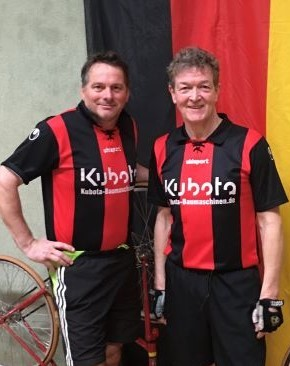 Allerletzte Chance genutzt, Wgt 1 verbleibt in der Radball-Landesliga