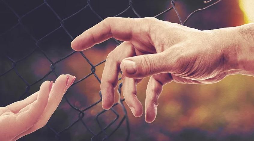 Hände_solidarität