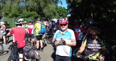 Großes Interesse an Radtreff