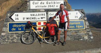 La Route des Grandes Alpes - Mit Rennrad, Zelt und Schlafsack