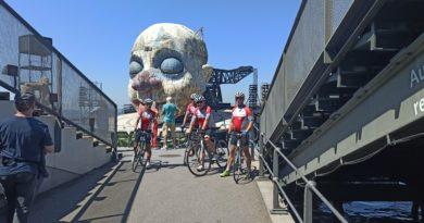 Oldie-Radler drehen Runde um den Bodensee