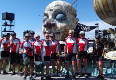 Tourenradler umrunden den Bodensee