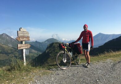 Harrys Alpentour 2021 Teil 1